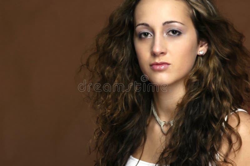 Modelo adolescente 6 imagenes de archivo