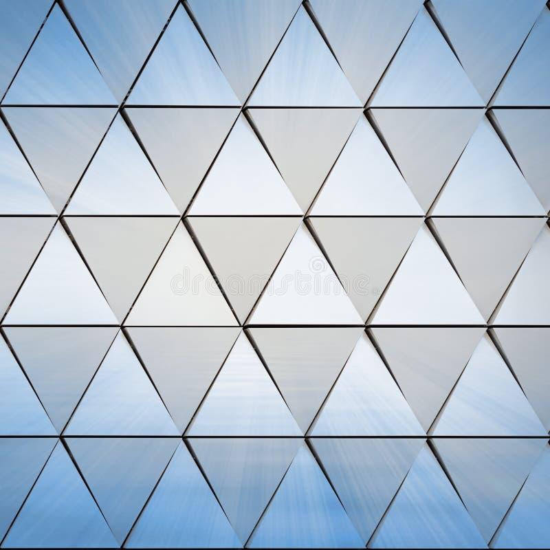 Modelo arquitectónico abstracto imágenes de archivo libres de regalías