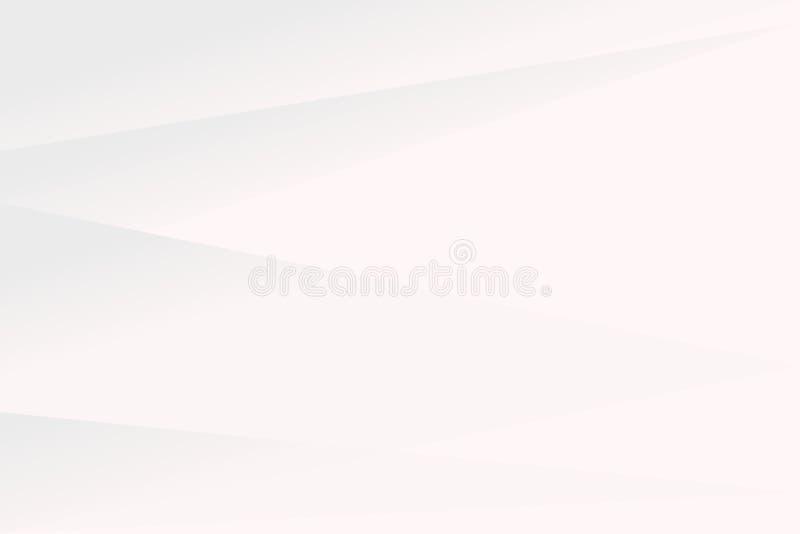 Modelo blanco del diseño abstracto del fondo fotos de archivo