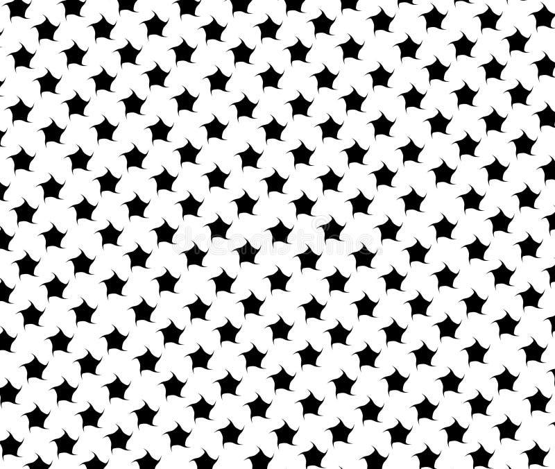 Modelo blanco y negro libre illustration