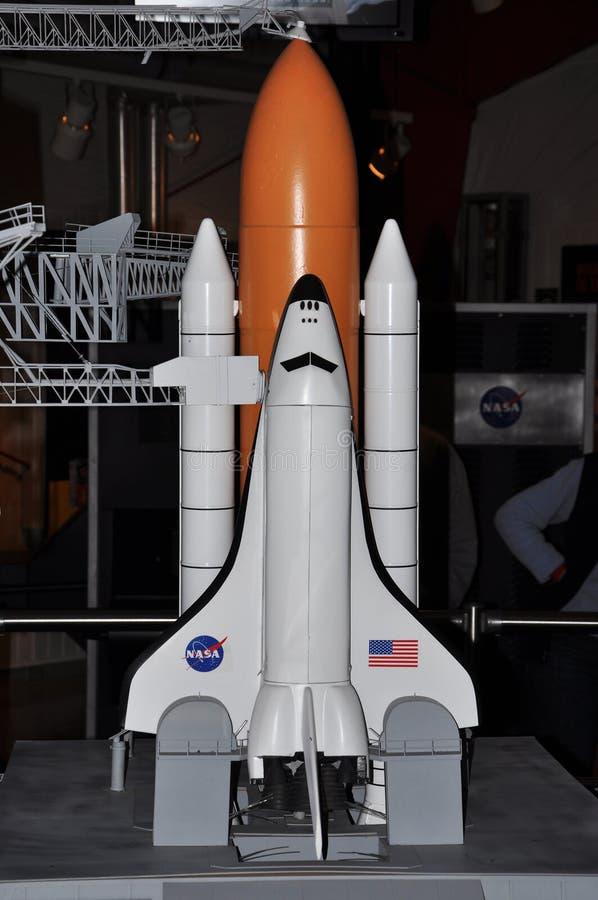 Modelo da canela de espaço fotografia de stock royalty free