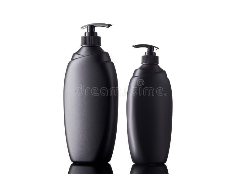 Modelo da garrafa do distribuidor do sabão Garrafa da assistência ao domicílio imagem de stock royalty free