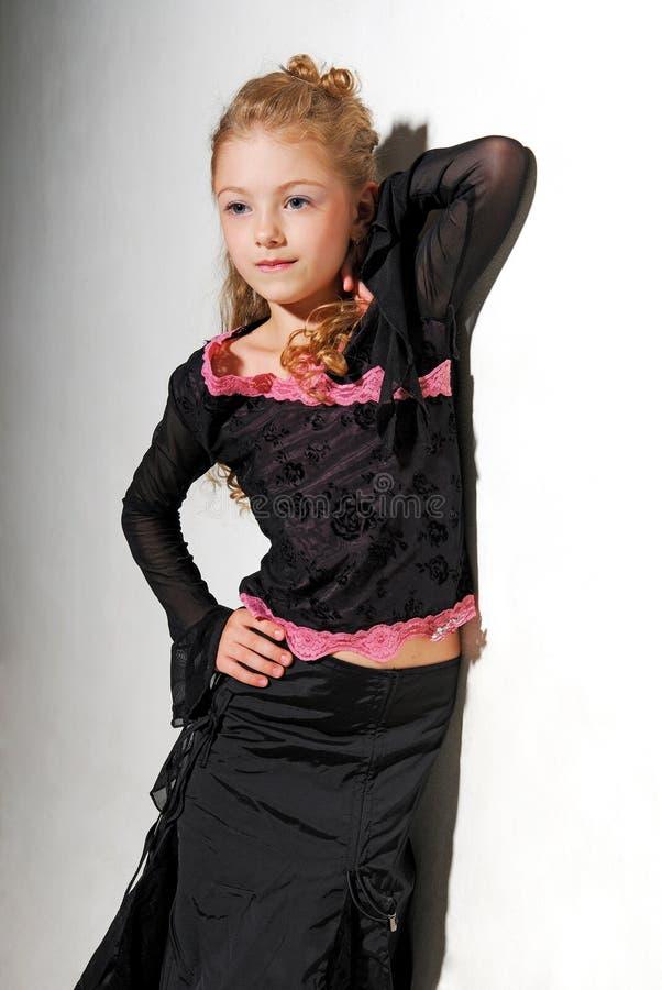 Modelo da menina imagem de stock royalty free