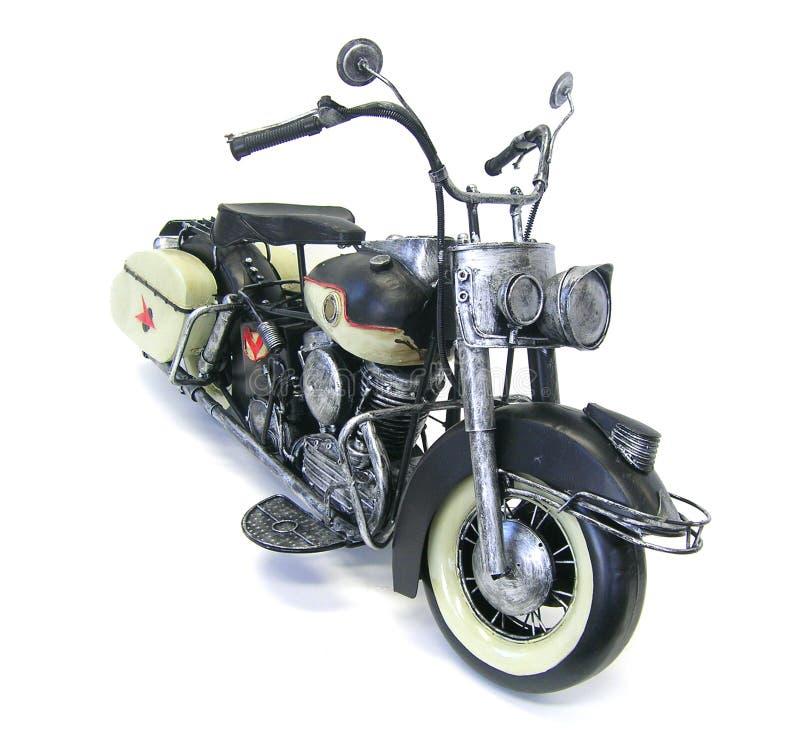 Modelo da motocicleta foto de stock royalty free