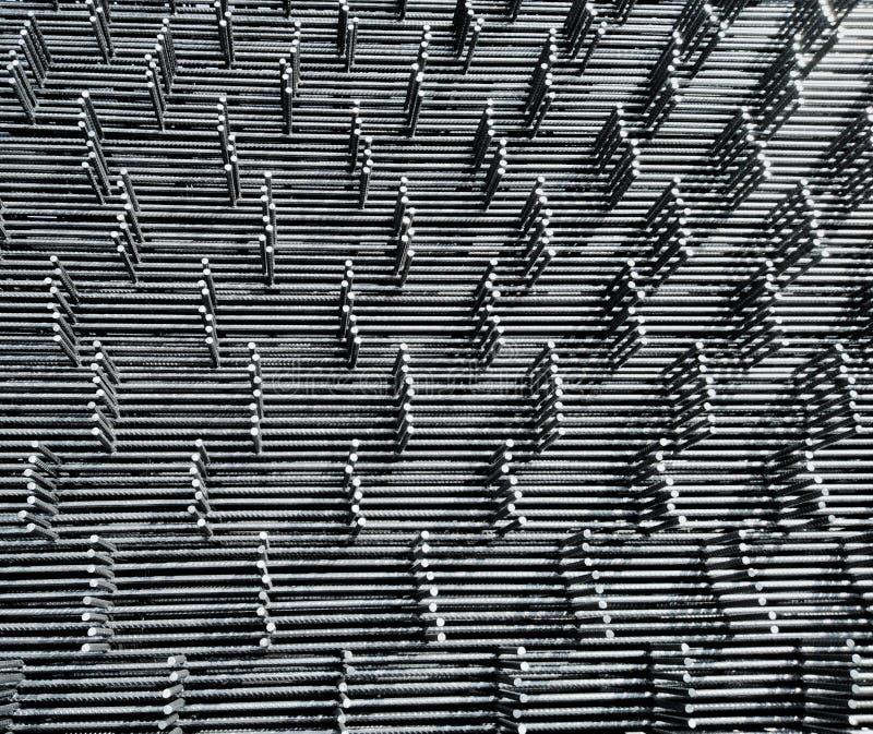 Modelo de acero hermoso del fondo imagenes de archivo