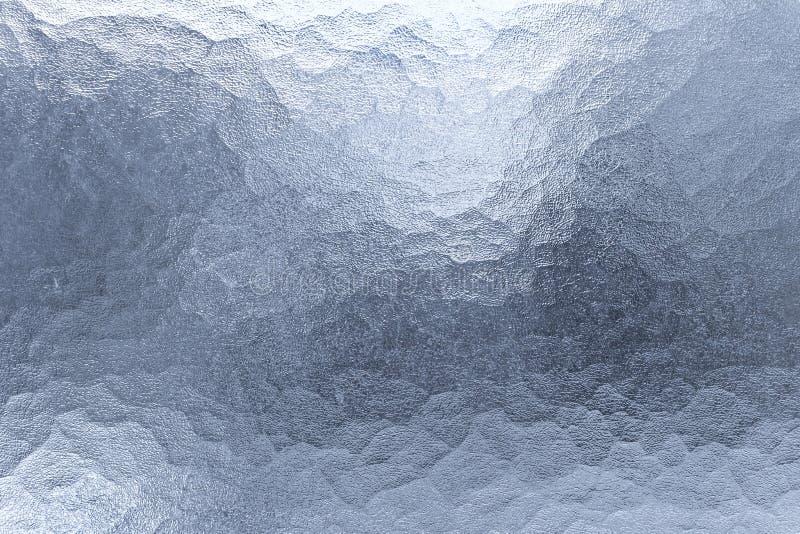 Modelo de cristal de la textura foto de archivo libre de regalías