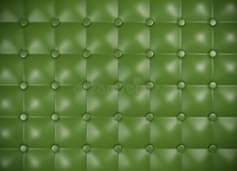 Modelo de cuero de la tapicería libre illustration