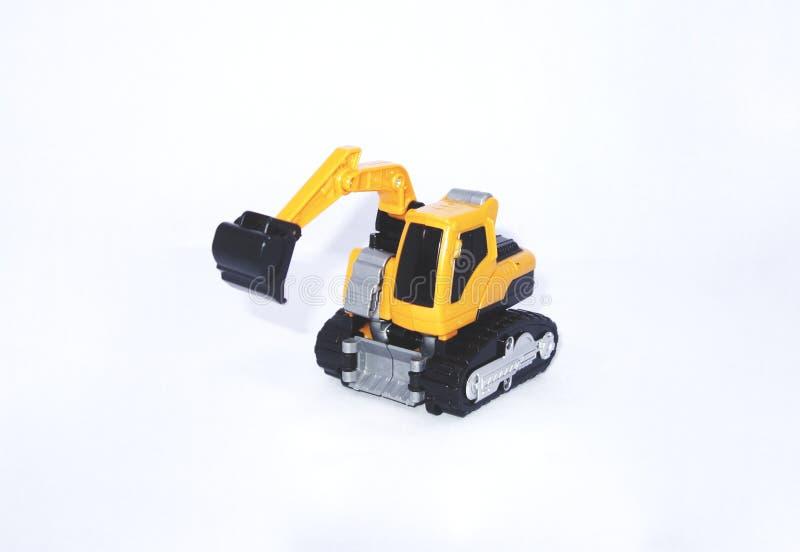 Modelo de escala del tractor fotografía de archivo libre de regalías