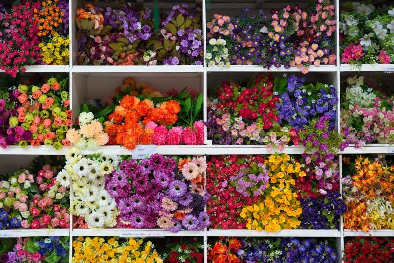 Modelo de flores hermosas imagen de archivo