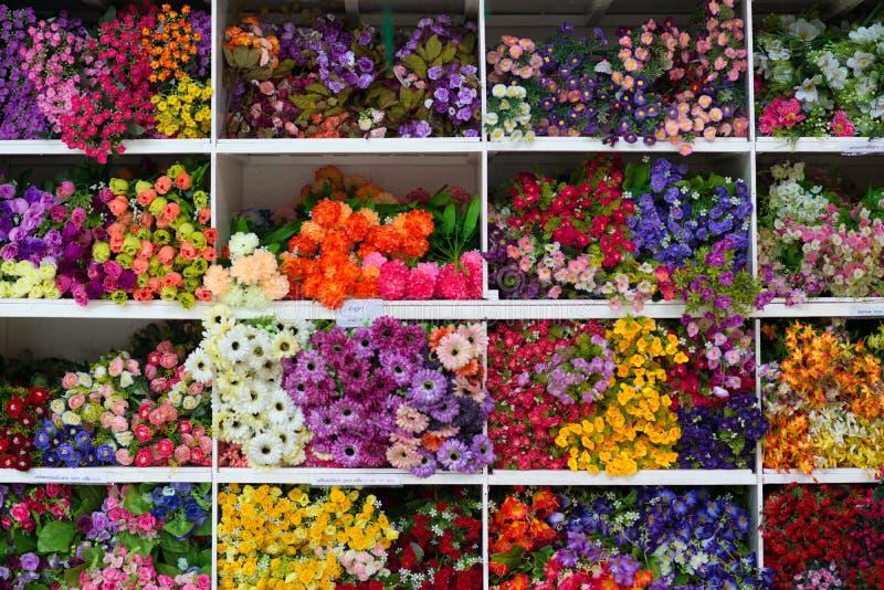 Modelo de flores hermosas imagen de archivo libre de regalías