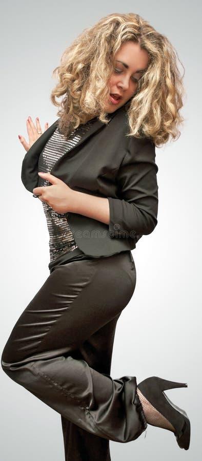 Modelo de forma foto de stock