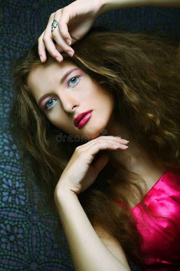 Modelo de forma bonito fotos de stock royalty free