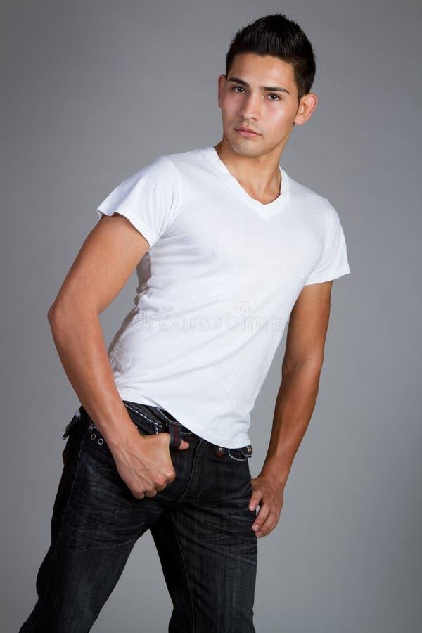 Modelo de forma masculino fotos de stock royalty free