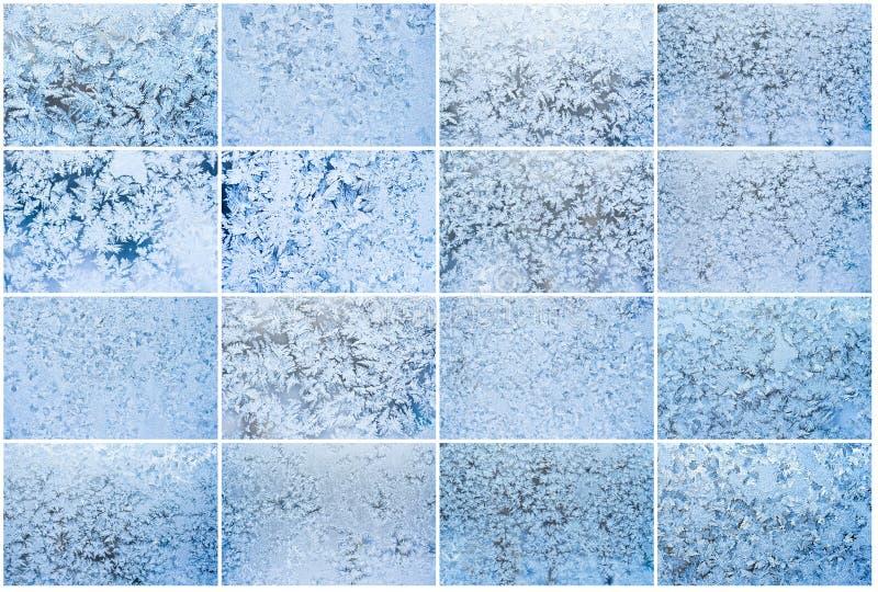 Modelo de Frost imagen de archivo