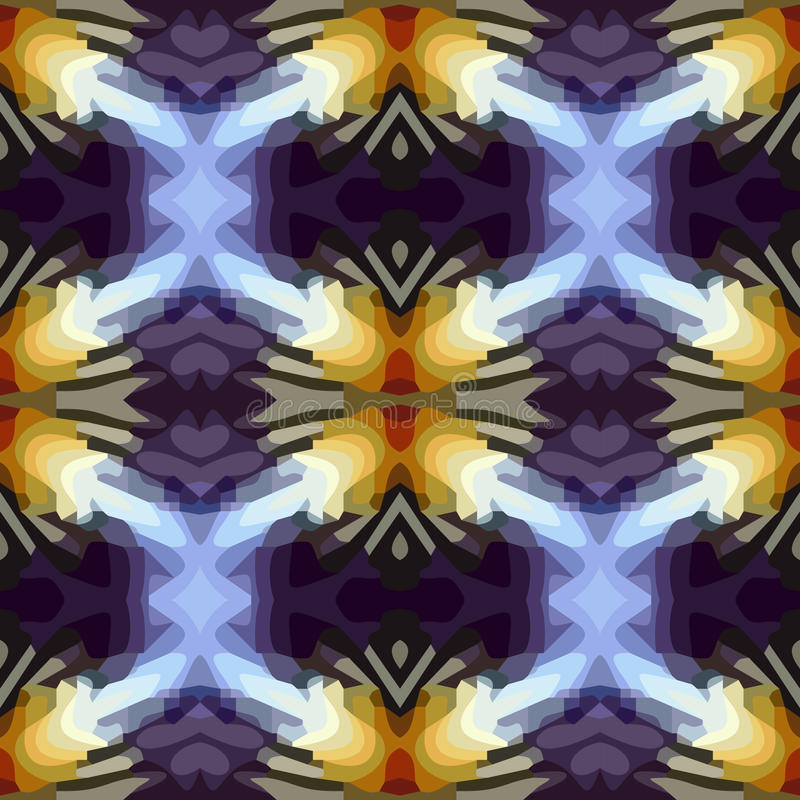 Modelo de la lila del ejemplo del vector libre illustration
