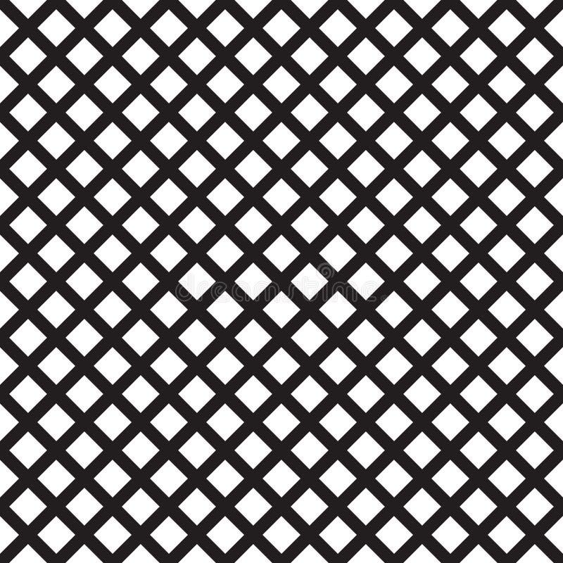 Modelo de la marca de rayitas cruzadas libre illustration