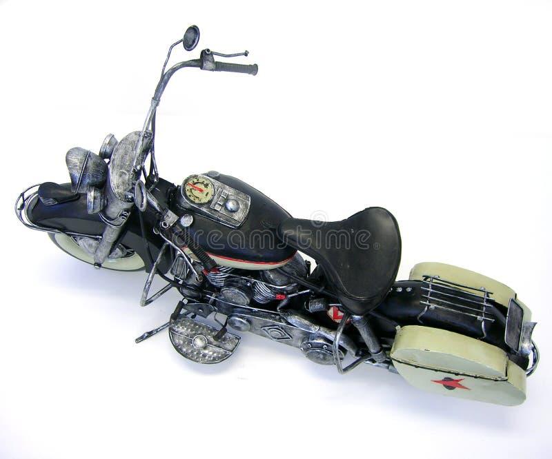 Modelo de la motocicleta foto de archivo libre de regalías