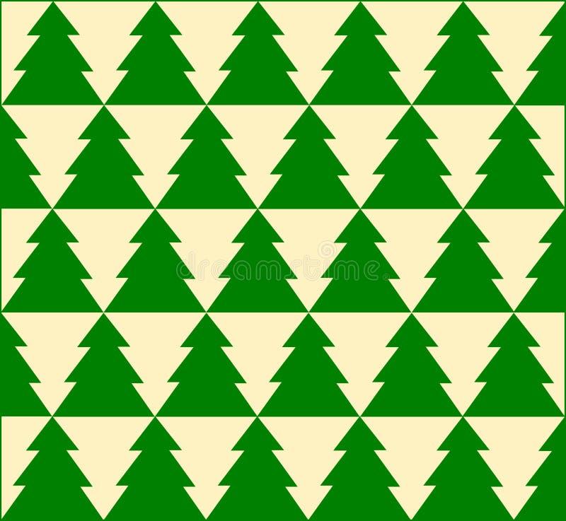 Modelo de la Navidad. ilustración del vector
