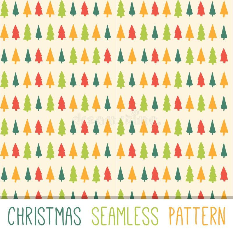 Modelo de la Navidad del vector ilustración del vector
