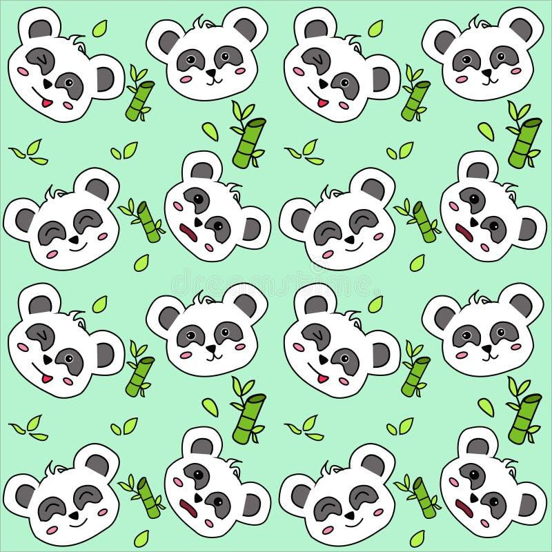 Modelo de la panda fotografía de archivo