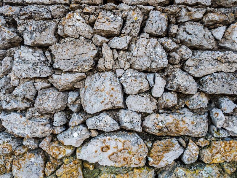 Modelo de la pared de albañilería fotografía de archivo