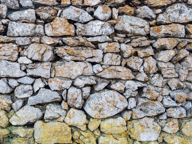 Modelo de la pared de albañilería fotografía de archivo libre de regalías