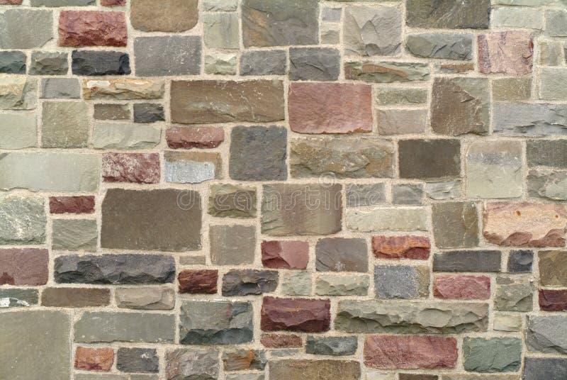 Modelo de la pared de piedra fotos de archivo libres de regalías