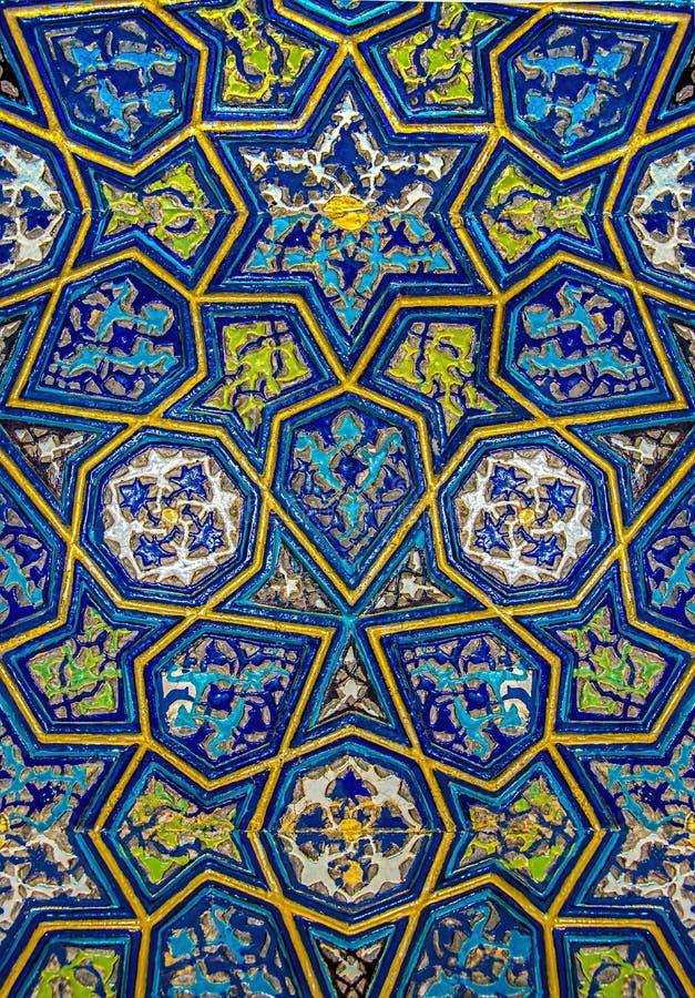 Modelo de la teja de mosaico fotografía de archivo