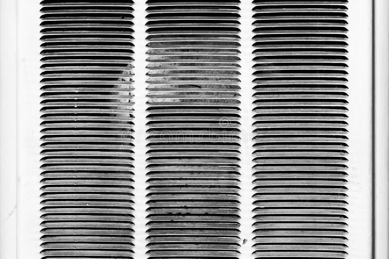 Modelo de la textura de la rejilla del metal imágenes de archivo libres de regalías