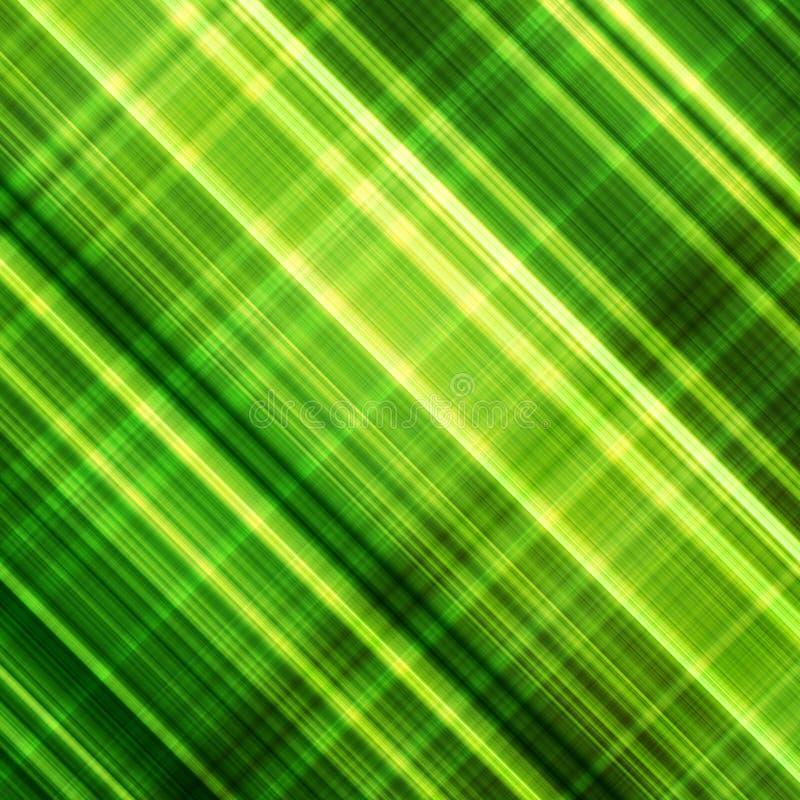 Modelo de los colores verdes. ilustración del vector