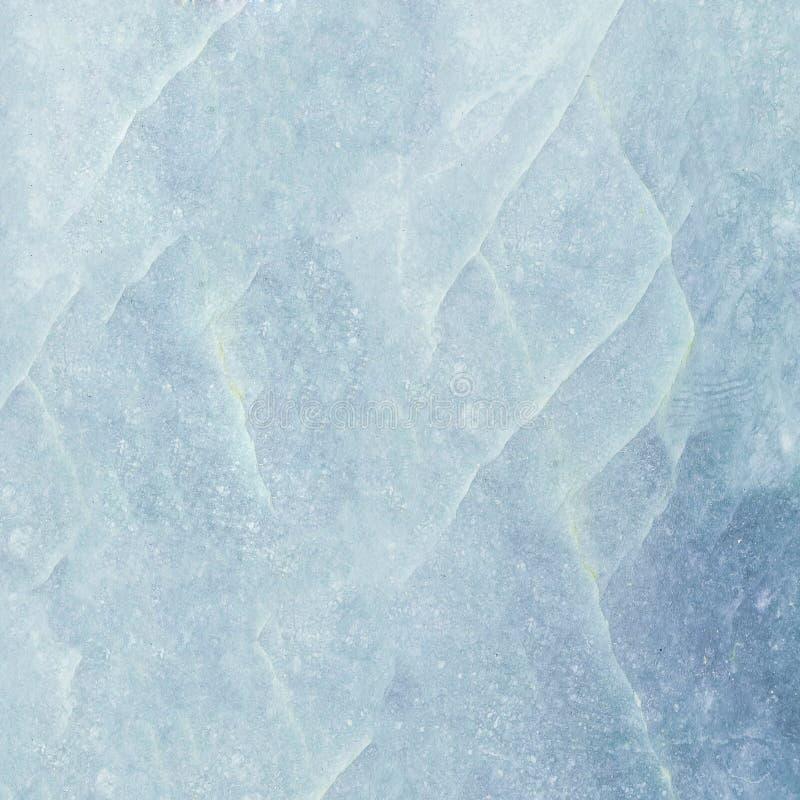 Modelo de mármol abstracto superficial del primer en el fondo de piedra de mármol azul de la textura del piso fotografía de archivo libre de regalías