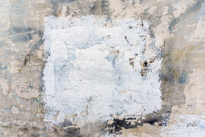 Modelo de mármol del fondo de la textura con un moke de la casilla blanca encima de un punto foto de archivo libre de regalías