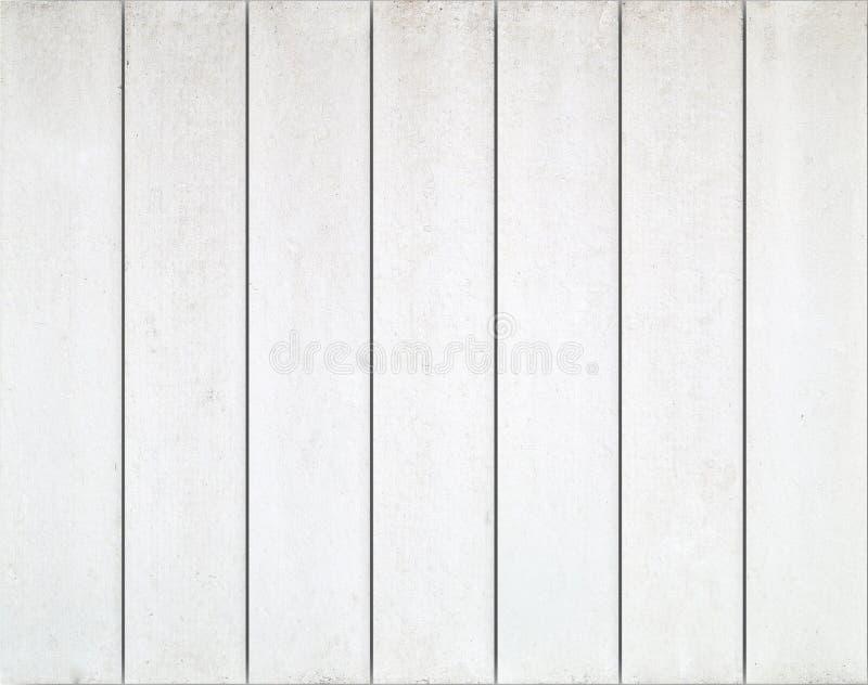 Modelo de madera blanco de la textura imagenes de archivo