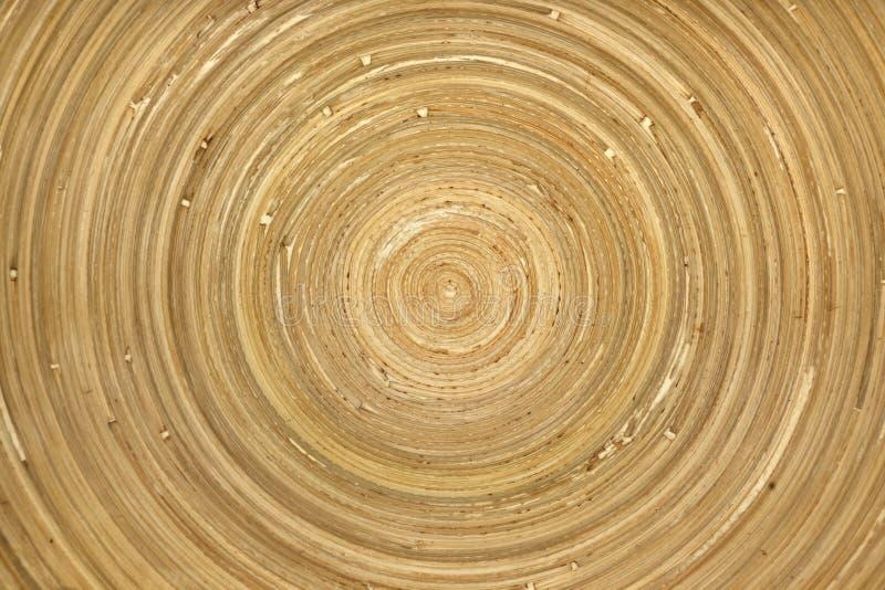 Modelo de madera circular imágenes de archivo libres de regalías