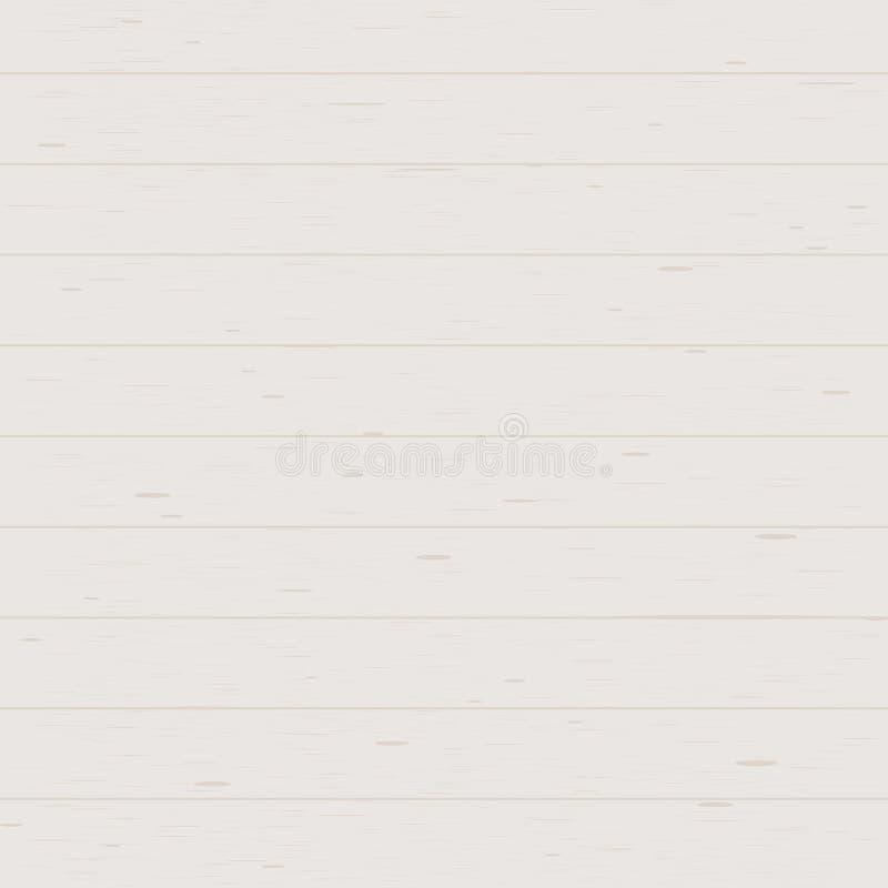 Modelo de madera de la textura para la web y la impresión ilustración del vector
