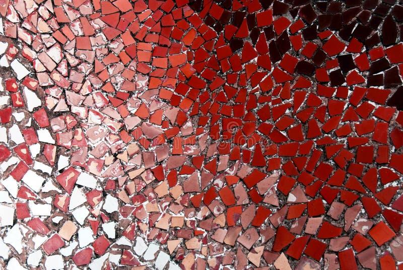 Modelo de mosaico de Gaudi fotos de archivo