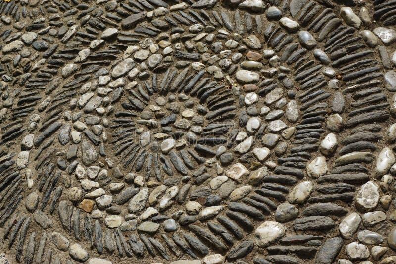 Modelo de piedra fotos de archivo libres de regalías