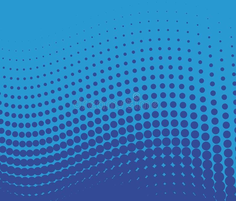 Modelo de punto ilustración del vector