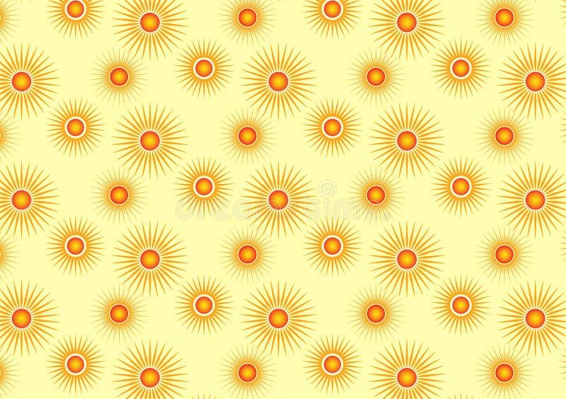Modelo de Sun libre illustration
