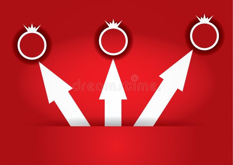 Modelo del asunto stock de ilustración