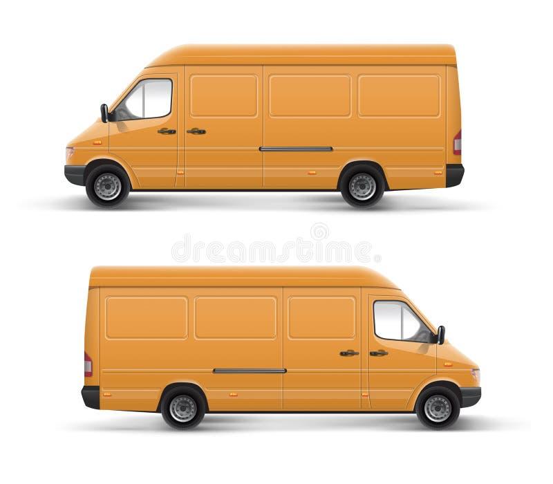 Modelo del coche libre illustration