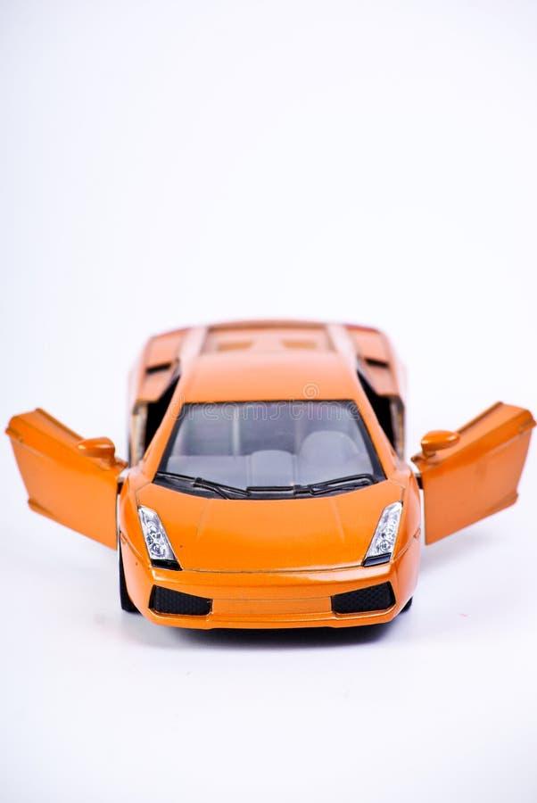 Modelo del coche deportivo fotografía de archivo libre de regalías