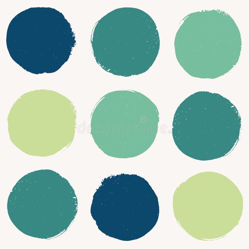 Modelo del color stock de ilustración