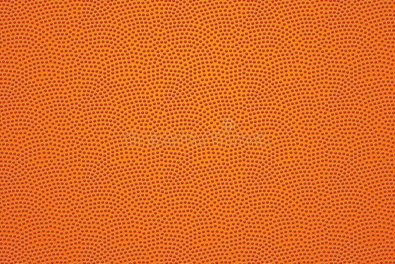 Modelo del cuero de la bola del baloncesto, fondo Vector ilustración del vector