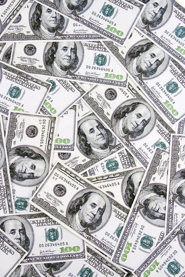 Modelo del dinero imagenes de archivo