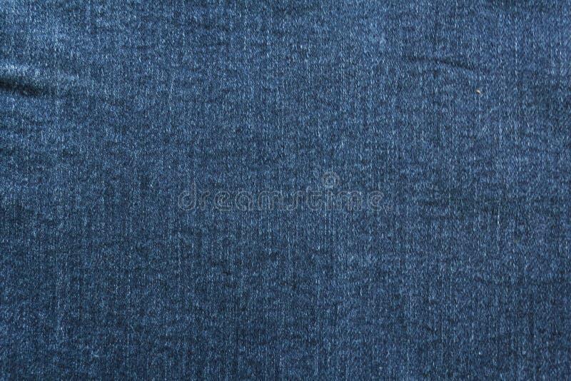 Modelo del fondo de la textura del dril de algodón de los tejanos imagenes de archivo