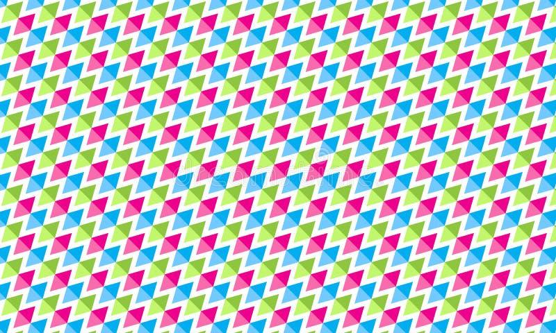 Modelo del hexágono de Coler imagen de archivo libre de regalías