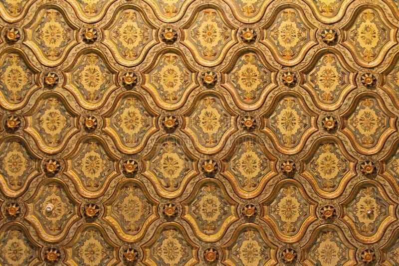 Modelo del techo de Egipto fotos de archivo libres de regalías