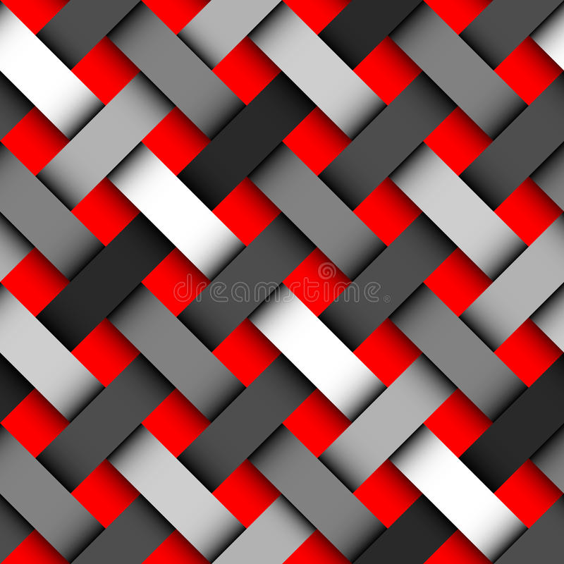 Modelo diagonal de la tela escocesa libre illustration