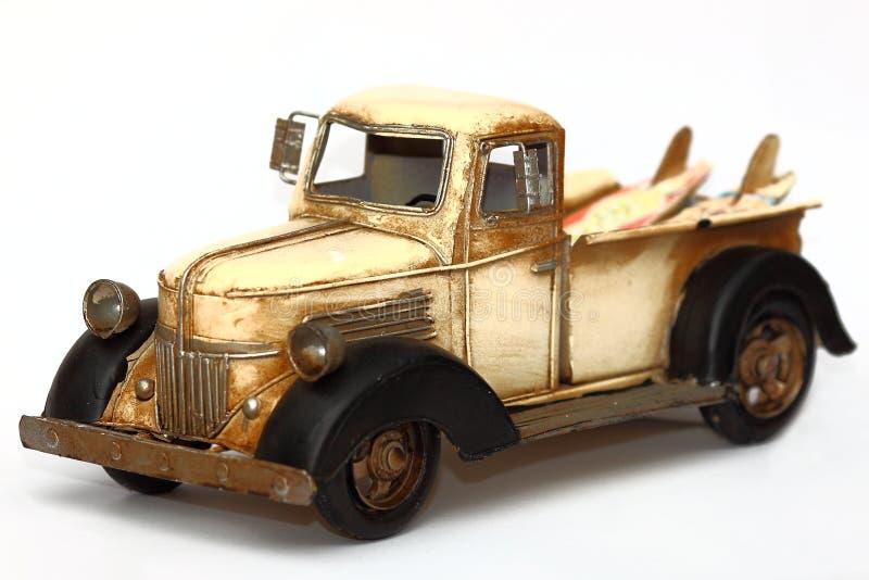 Modelo do carro fotografia de stock